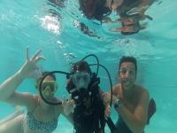 Diving in Tarragona