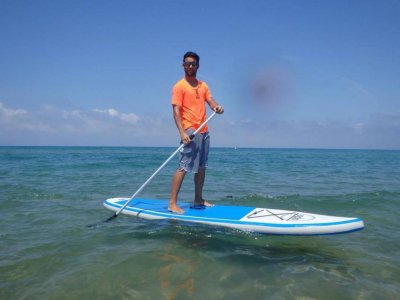 Iniciación SUP + Iniciación kitesurf, Denia