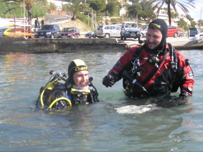 Curso Advanced Open Water Diver, en Madrid