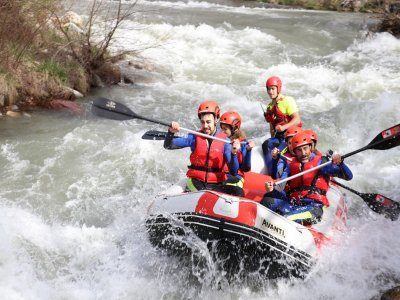Rafting and Hiking + 2 Nights Stay in Lleida