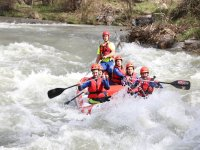Rafting in Noguera & Trekking, 2 Nights, Kid Fee