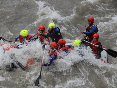 Rafting and Trekking, 3 Nights in Lleida