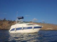 Embarcacion en alquiler