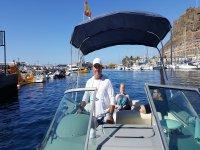 Barco desde Mogan