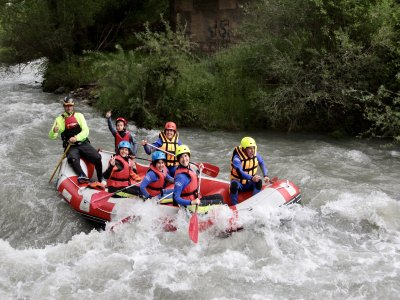 Rafting Noguera, Trekking,Visit, 3 Nights, Child
