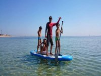 Learn SUP in family