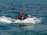 Alquiler moto de agua monoplaza, El Arenal, 20 min