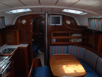Alquiler de velero 1 día verano, Costa de la Luz