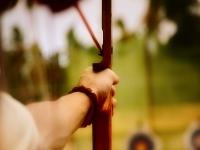 Ven a practicar tiro con arco