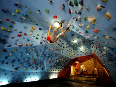 Birthday party, snacks + wall climbing, Sabadell