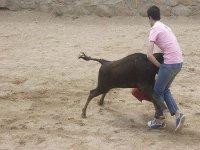 caught cowboy