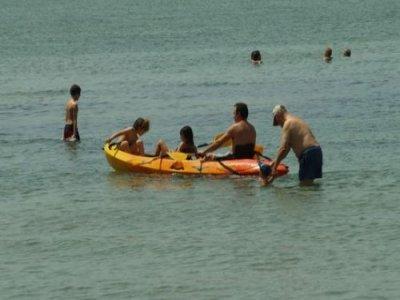 Noleggio di kayak individuali a La Manga, 3 ore