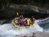 Rafting in the Aragonese Pyrenees