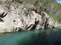 Chillapájaros Water Ravine