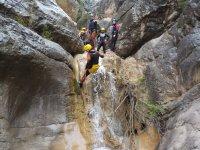 Zucaina Water Ravine