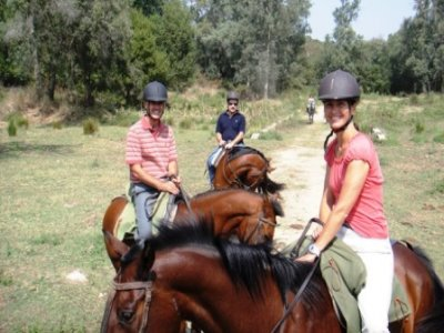 Horse riding in Castellar (Cádiz) - 2h 30m
