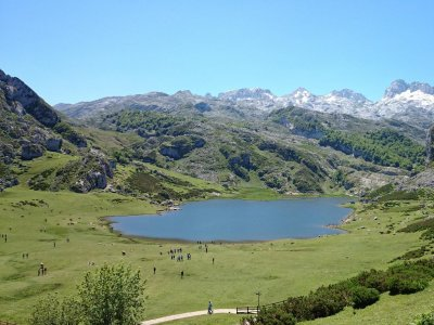 Picos de Europa and Covadonga Lakes Full Day