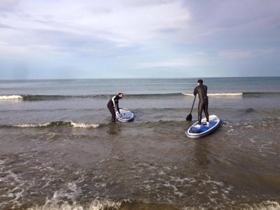 Stand Up Paddle Surf with instructor in Denia - 1h