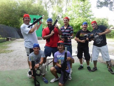 Paintball Territorio Trenti