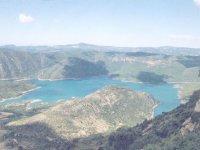 Lago para canoas