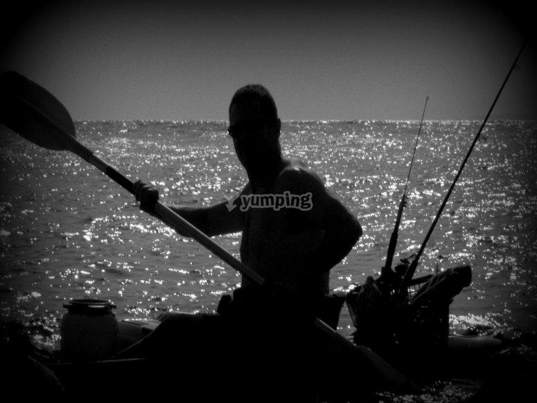 Pesca en la Costa Tropical