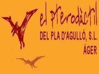 El Pterodactil Paseo en Globo