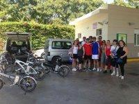 Excursiones en bici guiadas