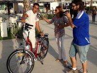 Visita guiada en bicicleta