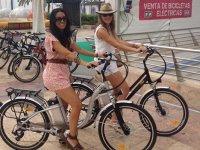 Visitas guiadas en bici en Málaga