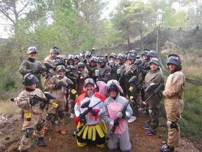 Somos Aventura Paintball