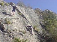 速降和攀爬