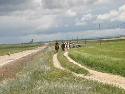 La Posada de Campos Rutas a Caballo
