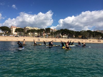 Paddle Surf Course Barcelona Any Level, 90m
