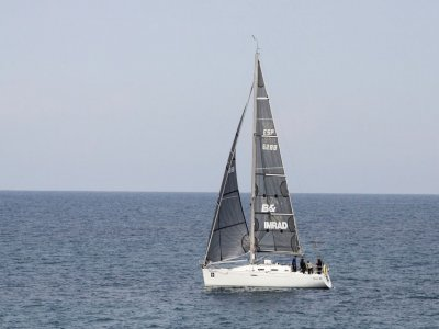 Sailing boat hire Ibiza with captain, 1week August