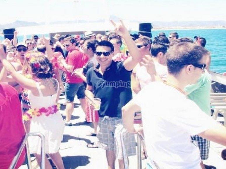 fiesta catamaran