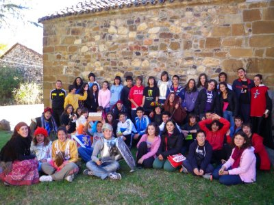Guheko Campamentos de Inglés