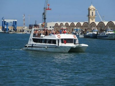 Boat Party en Gandía, tarde, 3 horas