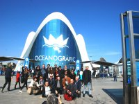 Oceanographic visiting group