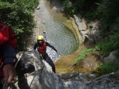 昆卡的漂流和峡谷漂流