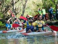 Excursion through the Ter river