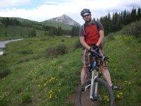 Mountain bike excursion