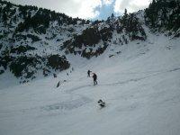 Ruta de raquetas de nieve guiada