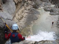 Canyoning for two
