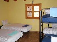 Habitaciones para dormir en ruta