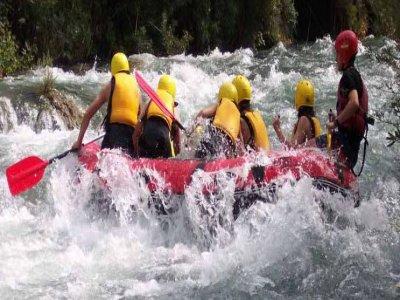 El Contadero Aventuras Rafting