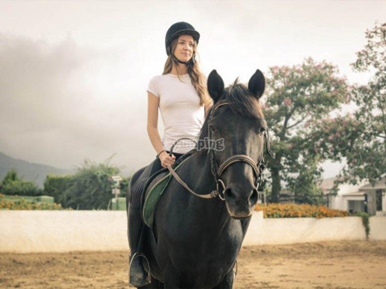 Horse ride tour in Gran Canaria