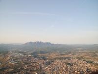 Itinerario por el Montserrat