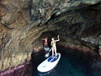 paddle y visitas a cuevas