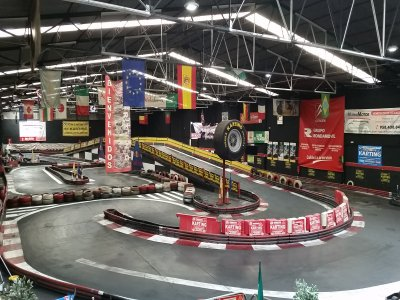 Grand Prix Indoor Karting in Peligros