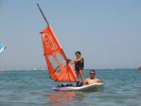 Te enseñamos todas las técnicas del windsurf